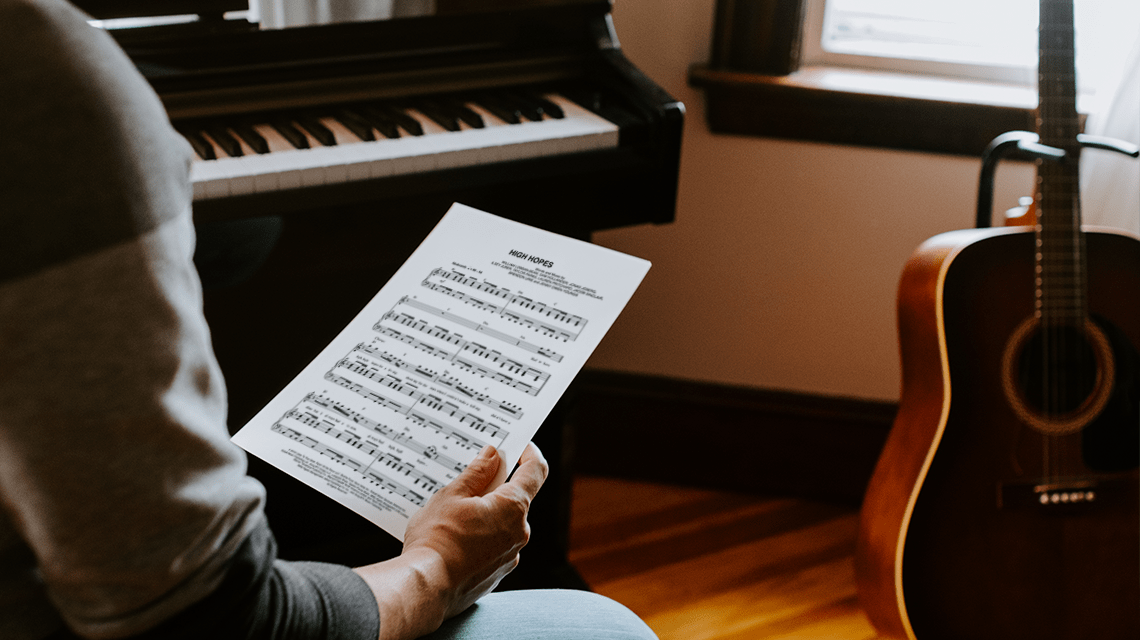 Playing by Ear: 5 Reasons Why Reading Sheet Music Is Still Important