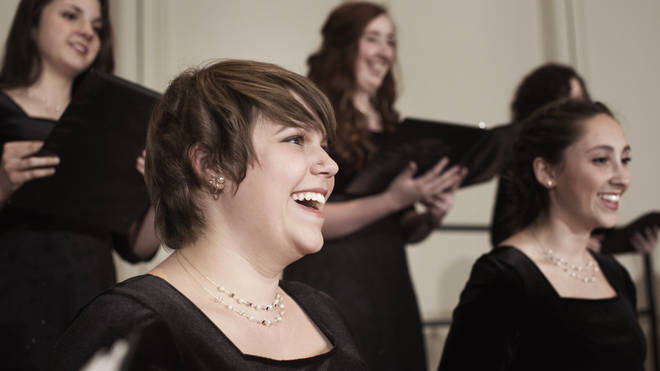 Feeling stressed? Join a choir, says top psychiatrist